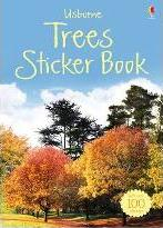 Trees Sticker Book