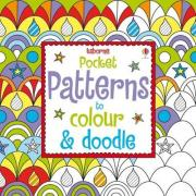 Pocket Patterns to Colour & Doodle