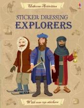 Sticker Dressing Explorers