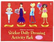 Sticker Dolly Dressing Activity Pack 2