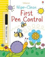 Wipe-Clean First Pen Control