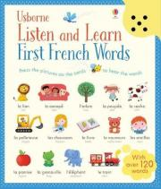 Listen and Learn First Words in French