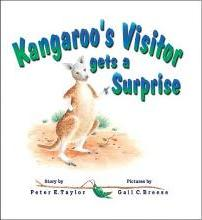 Kangaroo's Visitor Gets a Surprise