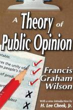 A Theory of Public Opinion