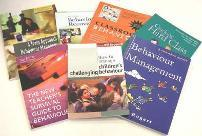 Behaviour Management Pack: WITH Classroom Behaviour, AND Cracking the Hard Class, AND, Behaviour Management, AND How to Manage Children's Challenging Behaviour