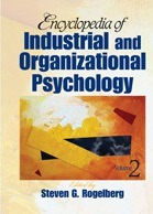Encyclopedia of Industrial and Organizational Psychology