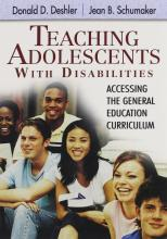Teaching Adolescents with Disabilities Package