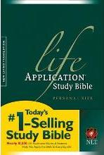 NLT Life Application Study Bible