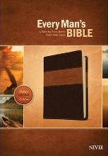 Every Man's Bible-NIV-Deluxe Heritage