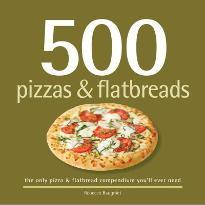 500 Pizzas & Flatbreads