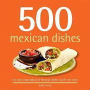 500 Mexican Dishes
