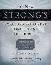 The New Strong's Expanded Exhaustive Concordance of the Bible, Supersaver: Supersaver