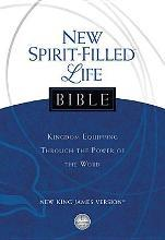 NKJV, New Spirit-Filled Life Bible, Hardcover