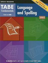 TABE Fundamentals Language and Spelling, Level D