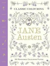 Classic Colouring: Jane Austen (Adult Colouring Book)