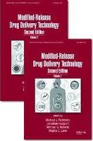 Modified-Release Drug Delivery Technology, Second Edition