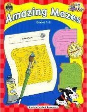 Start to Finish: Amazing Mazes Grd 1-2