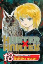 Hunter x Hunter, Vol. 18: Volume 18