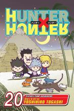 Hunter x Hunter, Vol. 20: Volume 20