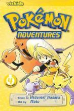 Pokemon Adventures, Vol. 4 (2nd Edition)