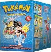 Pokemon Adventures Red & Blue Box Set: Set Includes Vol. 1-7