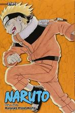 Naruto (3-in-1 Edition), Vol. 6: Volume 16, 17 & 18