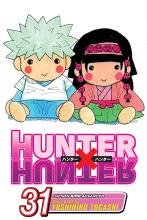 Hunter x Hunter, Vol. 31: Volume 31