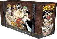 One Piece Box Set: East Blue and Baroque Works (Volumes 1-23 with Premium): With Premium Volumes 1-23