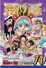 One Piece, Vol. 74