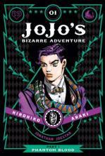 Jojo's Bizarre Adventure: Part 1- Phantom Blood, Vol. 1: Phantom Blood Part 1
