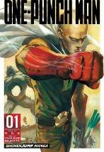 One-Punch Man: Volume 1