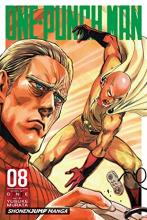One-Punch Man: Vol. 8