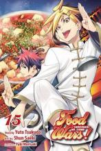 Food Wars!: Shokugeki No Soma: Volume 15