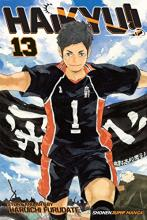 Haikyu!!, Vol. 13