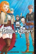 Black Clover: Vol. 5