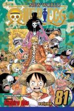 One Piece: Vol. 81