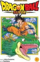 Dragon Ball Super: Vol. 1