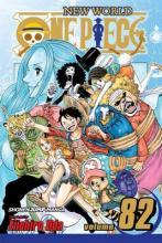 One Piece, Vol. 82: 82