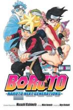 Boruto, Vol. 3