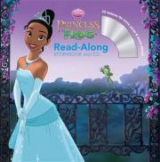 The Princess and the Frog Read-Along W/CD