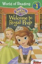 Sofia the First: Welcome to Royal Prep