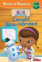 World of Reading: Doc McStuffins Caught Blue-Handed