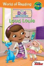 World of Reading: Doc McStuffins Loud Louie