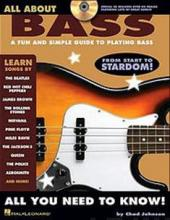 All About Bass (Book/CD)