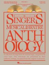 The Singer's Musical Theatre Anthology: Soprano Volume 1