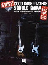 Stuff] Good Bass Players Should Know (Book And CD)