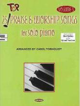 25 Top Praise and Worship Songs for Solo Piano, Volume 3