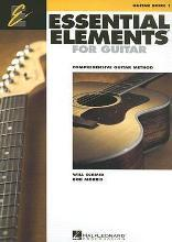 Essential Elements for Guitar, Book 1
