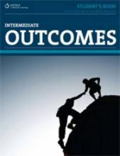 Outcomes Intermediate Workbook (with key) + CD