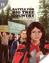 Battle for Big Tree Country: Page Turners: Book 11